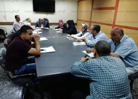 """رئيس """"كفر الدوار"""" يستجيب لمطالب المواطنين خلال اللقاء الأسبوعي"""