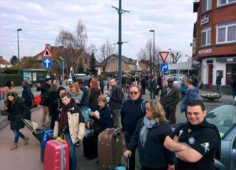عاجل| سكاي نيوز: السلطة البلجيكية تخلي محطة نووية في بروكسل
