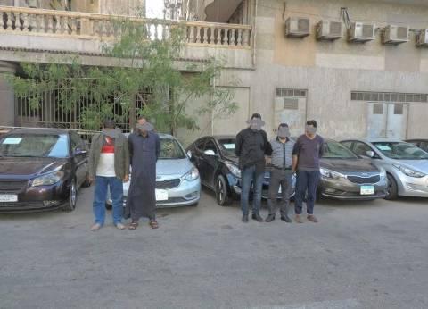 إعادة 10 سيارات و4 ودراجات نارية مبلغ بسرقتها بالمحافظات خلال 24 ساعة