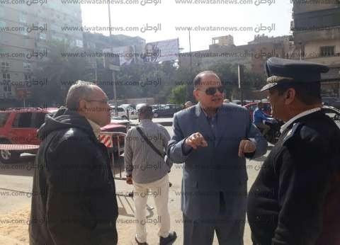 """""""أمن الجيزة"""" تضبط 7894 مخالفة مرورية في المحافظة"""