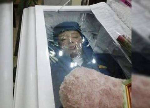 """دفن مضيفة فلبينية بزي """"الخطوط الجوية السعودية"""" تنفيذا لوصيتها"""