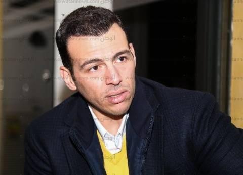 """رامي رضوان للرقابة الإدارية: """"اتحاد الكرة لازم يتحاسب"""""""
