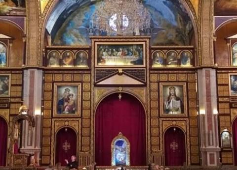 بالصور  كنائس جنوب سيناء تتزين استعدادا للقداس الرئيس