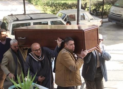 جنازة كاميليا السادات تتحول لـ«لقاء عائلي كبير».. «ود ومحبة بعد غياب»
