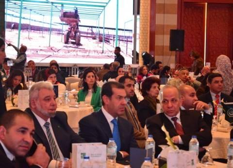 محافظ القليوبية يشارك في احتفالية مؤسسة مصر الخير الثانية