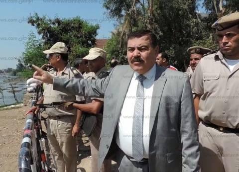 مدير أمن الدقهلية يوجه تعليمات أمنية مشددة لحماية دير مارجرجس