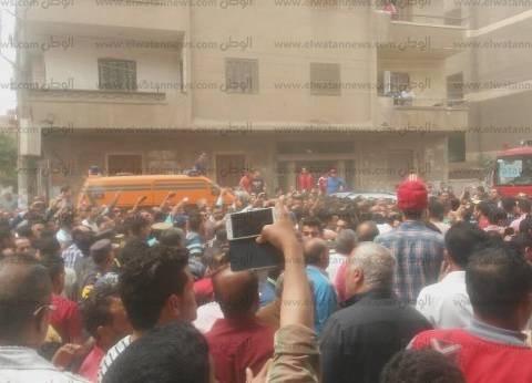 استشهاد النقيب أسماء إبراهيم متأثرة بجراحها في انفجار الإسكندرية