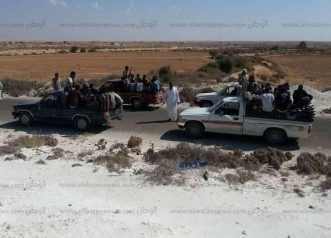 إحباط هجرة غير شرعية بالسلوم لـ356 شخصا في طريقهم لليبيا