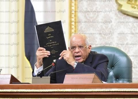 نواب يغادرون البرلمان خلف مدبولي.. وعبدالعال: لا تستحقون تمثيل دوائركم