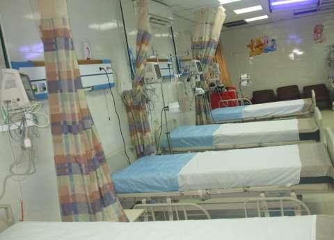 """مستشفى العريش العام يستقبل مصاب فلسطيني جراء الاشتباكات مع """"الاحتلال"""""""
