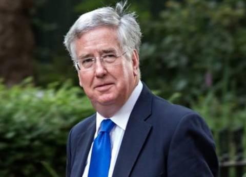 وزير الدفاع البريطاني: تعزيزات روسيا العسكرية تزيد الوضع السوري تعقيدا
