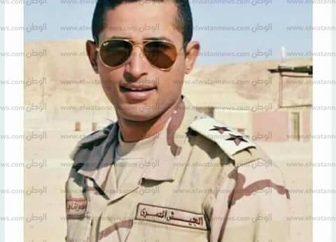 طور سيناء تستعد لتشييع جثمان شهيد الواجب محمود ناجي العواد