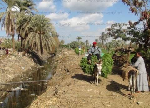 «الدقهلية».. نقص المياه يحول النيل إلى جزر.. والتلوث يسد مآخذ محطات المياه