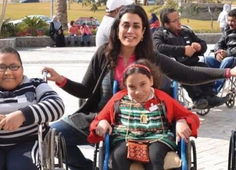 """رئيسة مؤسسة الحسن تروي قصة """"إعاقة ابنها"""": """"هو اللي ساعدني مش أنا"""""""
