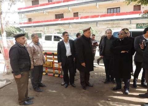 تحرير 648 مخالفة مرافق وإشغالات و62 قضية تموينية في الغربية