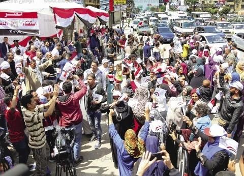 عاجل| إغلاق باب لجان الاستفتاء.. المصريون قالوا كلمتهم