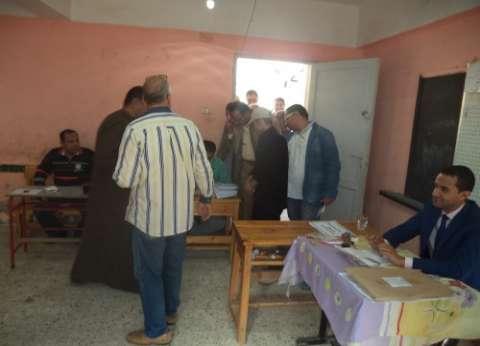 بالصور| إقبال متوسط للناخبين على اللجان الانتخابية في المحلة الكبرى