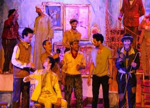 ماتيجي نخرج.. حفل ويجز بدرب 1718 ومسرحية بيت الأشباح على المسرح العائم