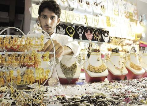 """""""تجار"""": استقرار أسعار الذهب فى الأسواق"""