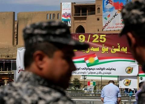 الشرطة العراقية تدمر عشرات الأطنان من العبوات والمخلفات في الحويجة