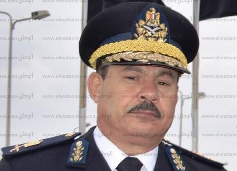 مدير أمن جنوب سيناء يعتمد حركة تنقلات إدارة المرور