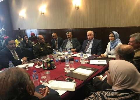 انتهاء أعمال الاجتماع التحضيري لمؤتمر تطبيقات السياحة المصرية