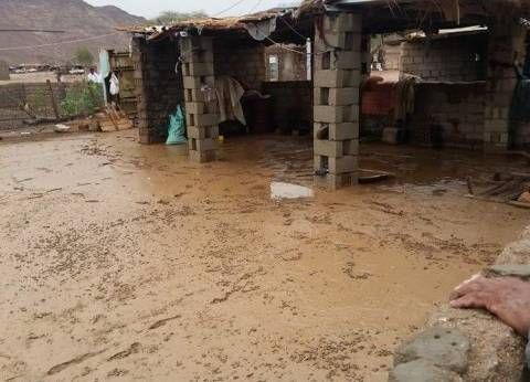 «الأرصاد» تحذر من «المكنسة»: أمطار غزيرة.. وسيول بسيناء والبحر الأحمر