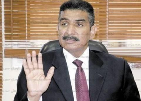 """ترقية محمود عبدالرحيم مديرا عاما لـ""""تعمير جنوب سيناء"""""""