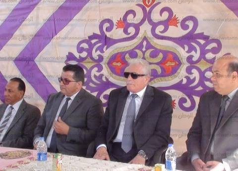 محافظ جنوب سيناء يشهد حفل ختام الأنشطة بالمدرسة الفكرية