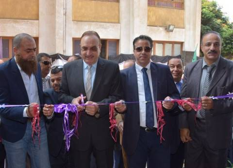 افتتاح 4 مدارس بـ17 مليون جنيه في بني سويف
