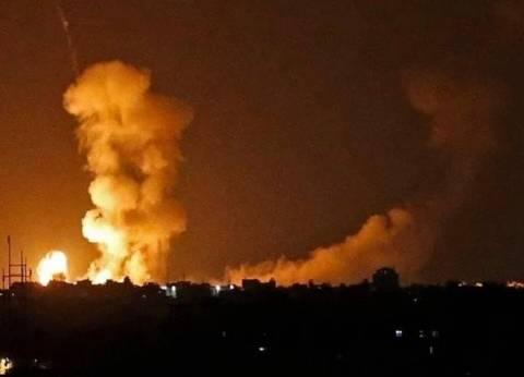 عاجل| 5 شهداء بينهم قائد ميداني في غارات إسرائيلية على قطاع غزة