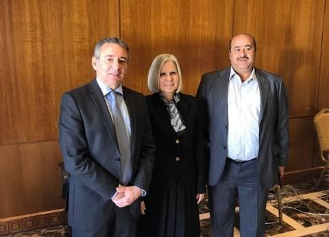 بعثة الجامعة العربية تتابع الانتخابات الرئاسية المصرية في الأردن