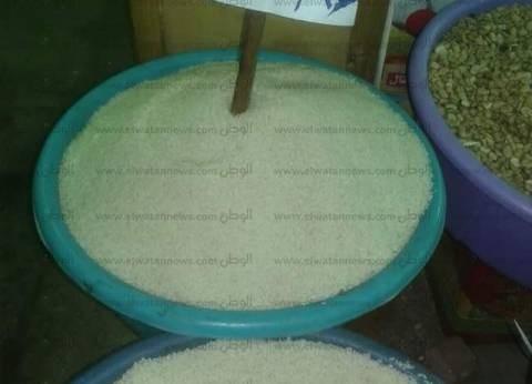 """""""الإحصاء"""": 0.7% انخفاضا في أسعار الأرز خلال أغسطس الماضي"""