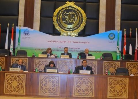 هشام عرفات يترأس اجتماع المكتب التنفيذي لمجلس وزراء النقل العرب