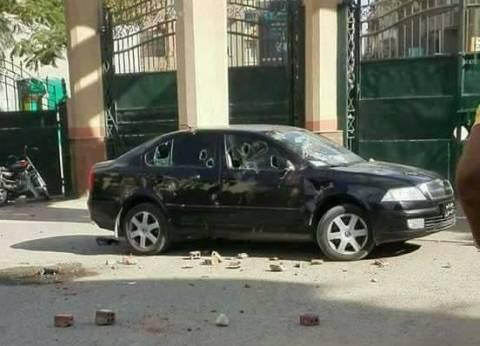 """نائب """"معركة جامعة الفيوم"""": سأتقدم ببلاغ ضد الأمن الإداري"""