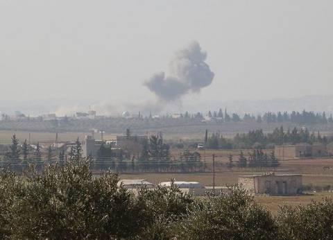 """المدفعية التركية تواصل قصف أهداف عسكرية لـ""""حماية الشعب"""" في عفرين"""