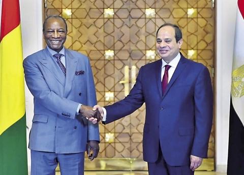 7 أهداف لأولى جولات السيسي في القارة السمراء كرئيس للاتحاد الأفريقي