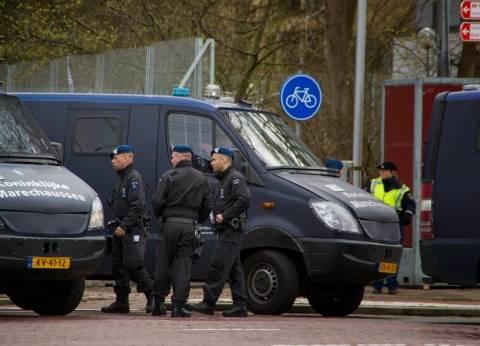 توقيف 6 مشتبه بهم في أعمال العنف أمام القنصلية التركية في روتردام