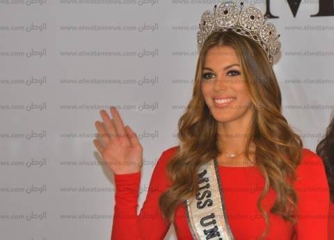 ملكة جمال الكون تتوجه غدا لزيارة أهرامات الجيزة