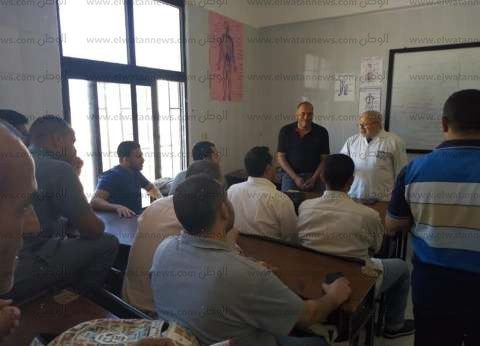 ندوة تثقيفية حول مواد التعديلات الدستورية في شرم الشيخ