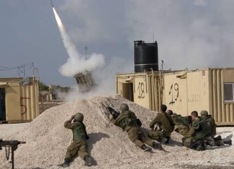 جيش الاحتلال: التصدي لأكثر من 25 قذيفة أطلقت من غزة