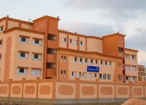 """الانتهاء من تنفيذ 7 مدارس """"تعليم أساسي ـ ثانوي"""" بدمياط الجديدة"""