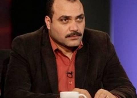 """الباز عن التابوت الفرعوني المهرب: """"أمين الشرطة كان بيتكلم في الموبايل"""""""