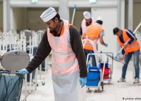 """مصاعب أمام برنامج """"وظائف اليورو الواحد"""" للاجئين بألمانيا"""