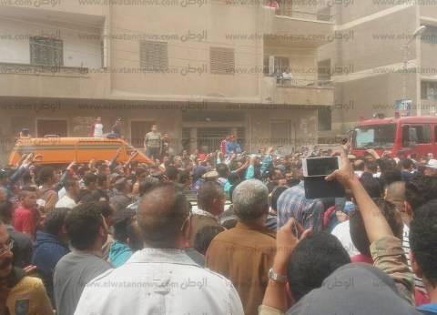 """النائب العام يكلف""""أمن الدولة العليا"""" بالتحقيق في تفجيري طنطا وإسكندرية"""
