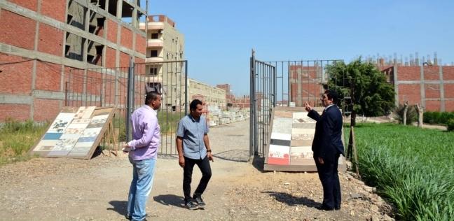 محافظ القليوبية :حملات إزالة لمخالفات البناء ومعاقبة المقصرين
