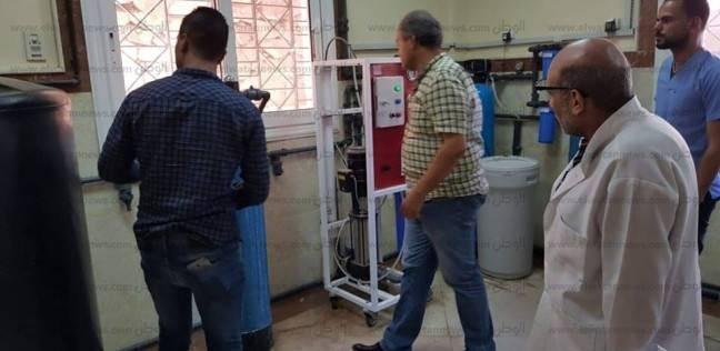 استمرار الزيارات المفاجئة لمستشفيات جنوب سيناء