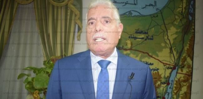 """""""فودة"""": 85% نسبة الانتهاء من محطة تحلية مياه البحر بـ""""طور سيناء"""""""