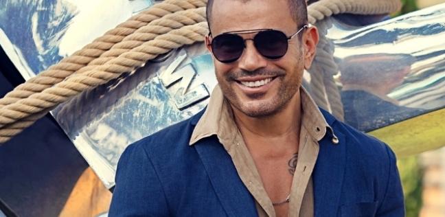 """بالفيديو.. عمرو دياب يطرح برومو أغنية """"بحبه"""""""