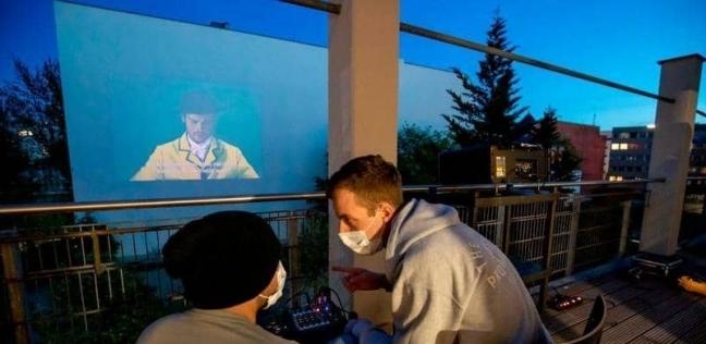 أفلام الشرفات